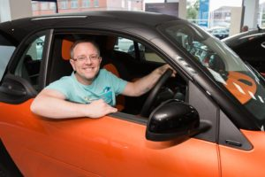 Paul Smart Car